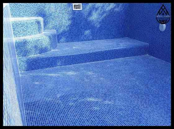 Закладное оборудование для бассейнов Алматы