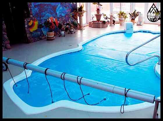 Продам Покрывало для бассейна новый  Алматы