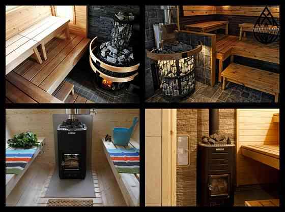 Продам Печь для бани на дровах  Алматы