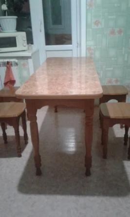 Продам обеденный стол б/у Павлодар