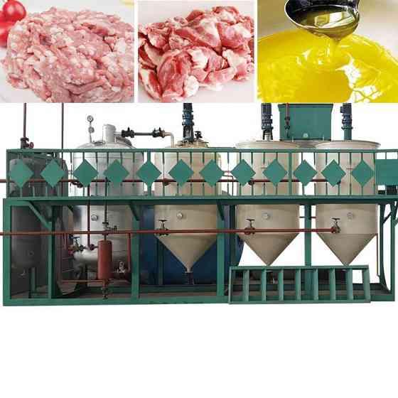 Оборудование для вытопки, плавления и переработки животного жира сырца и сала Алматы
