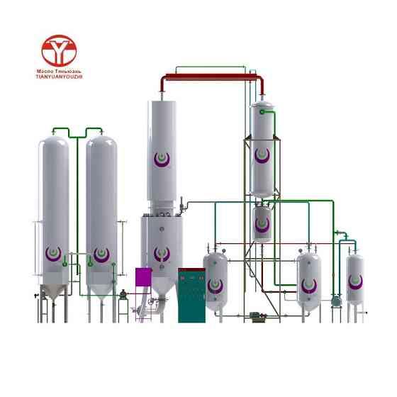 Оборудование для рафинации масла, жира Алматы
