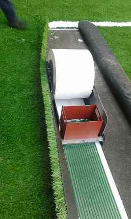 Продам Резиновые покрытия искусственная трава