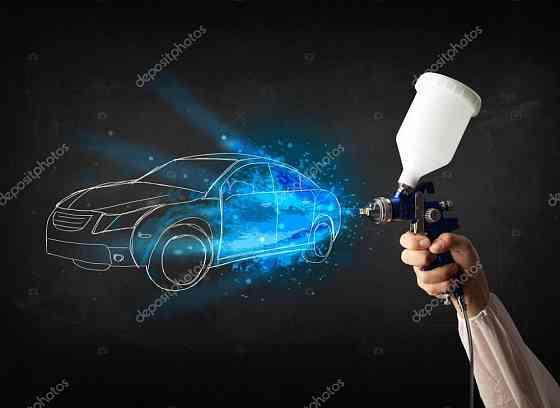 Кузовной ремонт автомобиля  Павлодар