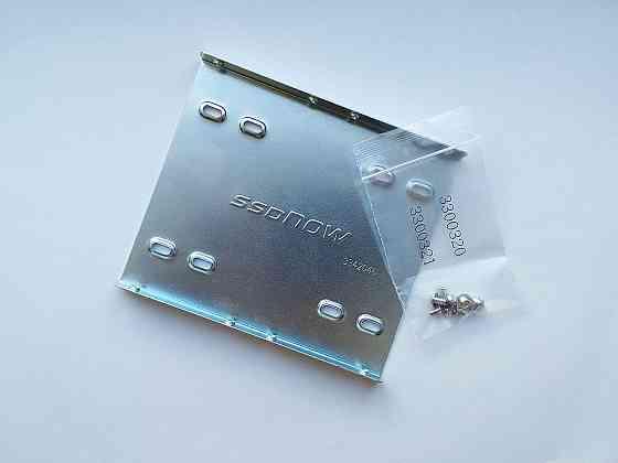 Продам Крепление переходник для HDD 2.5 на 3,5. Павлодар